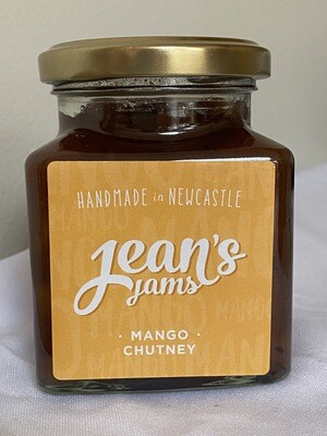 Jean's Mango Chutney