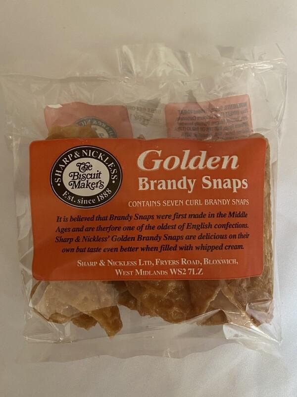 Brandy Snaps
