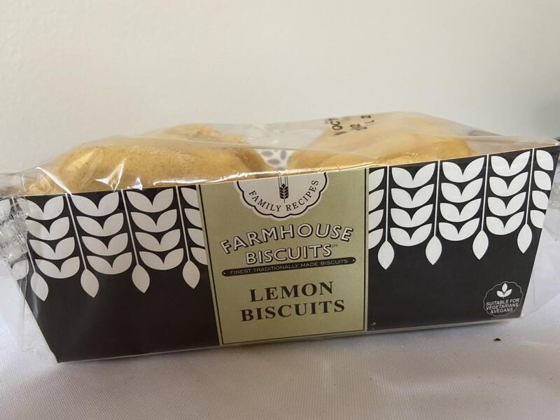 Farmhouse Lemon Biscuits