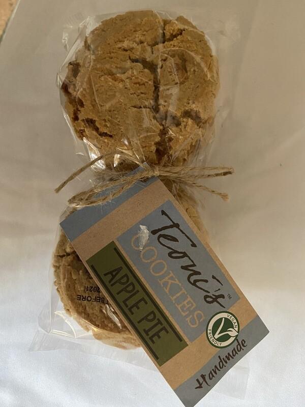 Teoni's Cookie Apple Pie