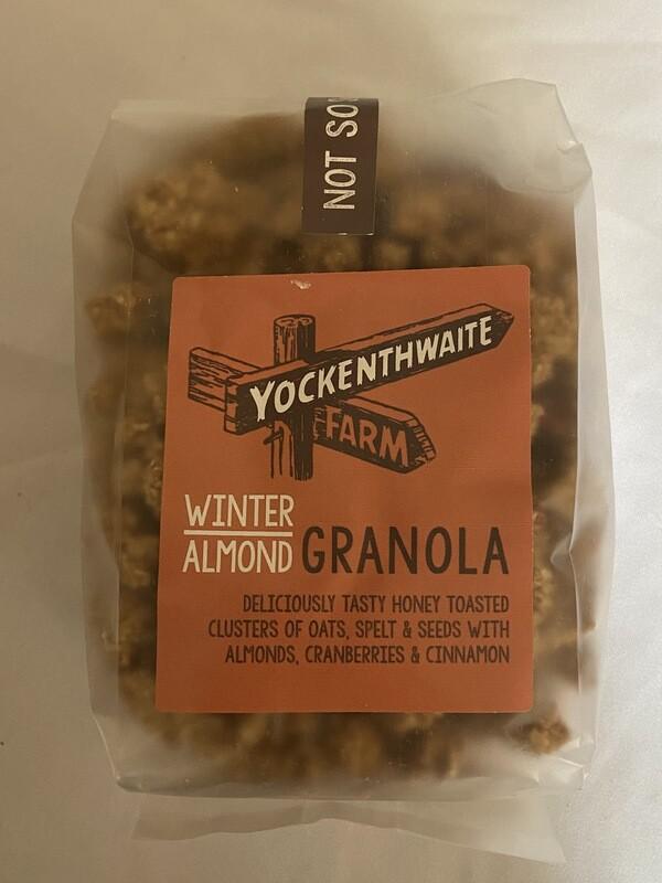 Yockenthwaite Winter Almond Granola