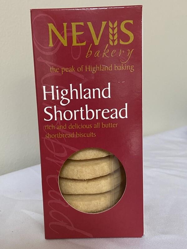 Nevis Bakery Highland Shortbread
