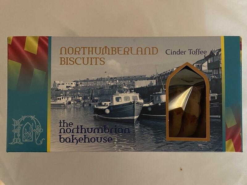 Northumberland Biscuits Cinder Toffee