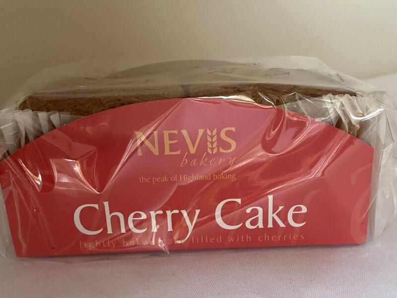 Nevis Cherry Cake