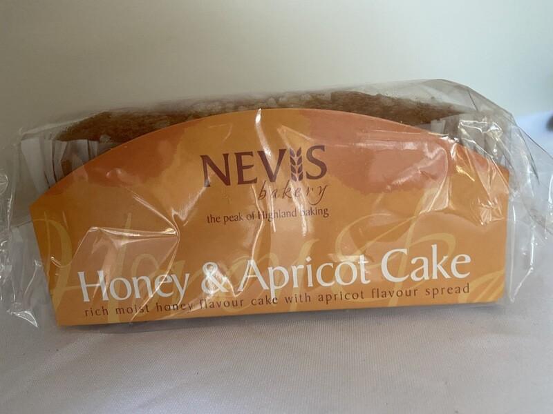 Nevis Honey & Apricot