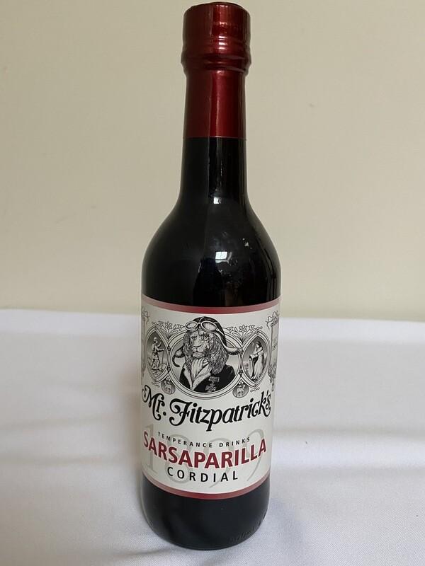 Mr Fitzpatrick's Sarsaparilla Cordial