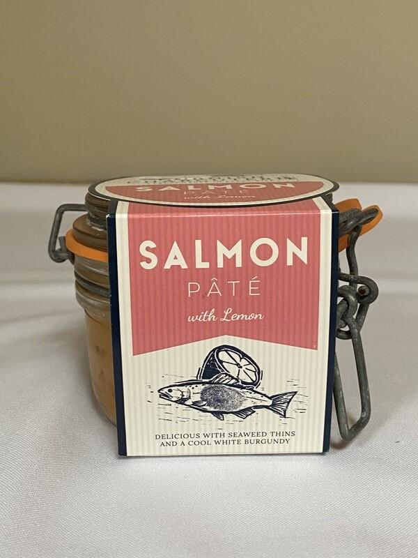 Cornish Charcuterie Salmon Pate` with Lemon