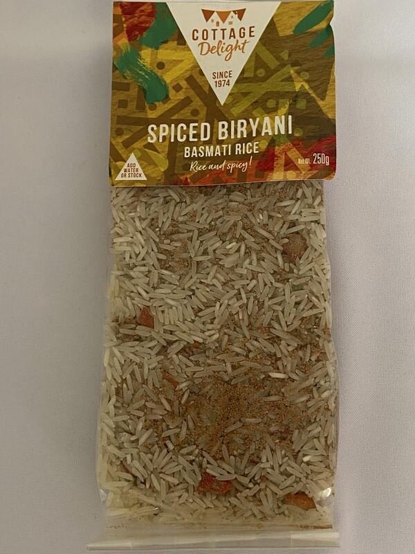 Cottage Delight Spiced Biryani Basmati Rice