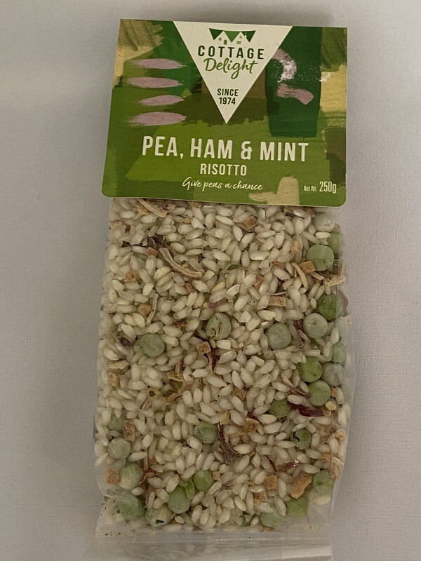 Cottage Delight Pea, Ham & Mint Risotto