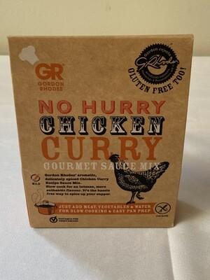 Gordon Rhodes Chicken Curry Gourmet Sauce Mix