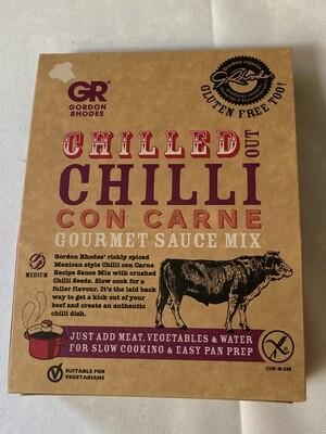Gordon Rhodes Chilli Con Carne Gourmet Sauce Mix