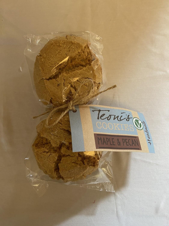 Teoni's Cookies Maple & Pecan