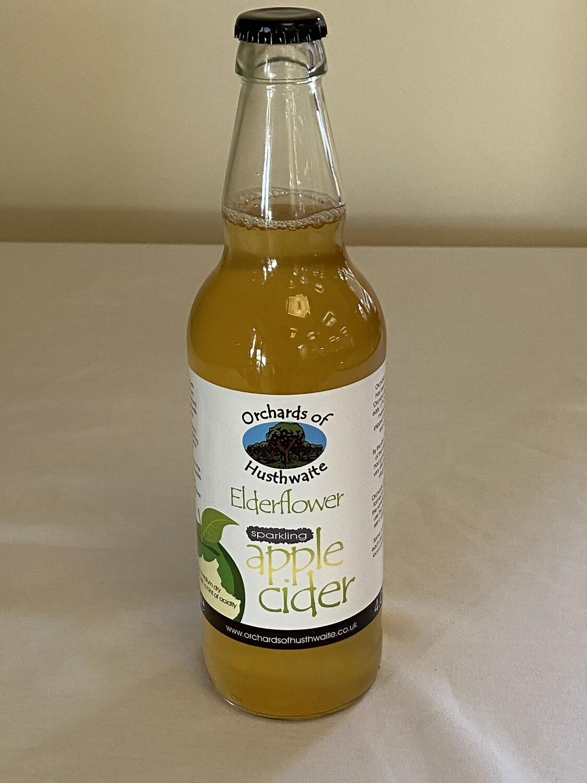 Orchards of Husthwaite Elderflower Apple Cider