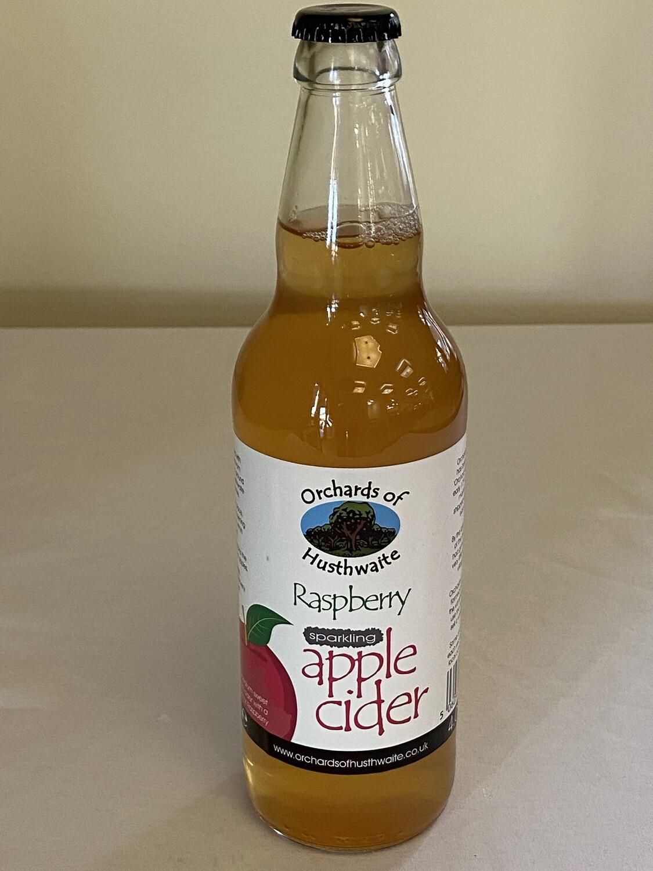 Orchards of Husthwaite Raspberry Apple Cider