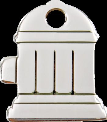 Edelstahl: Hydrant