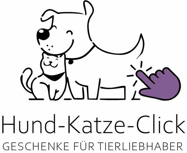 Hund-Katze-Click! Bunte Tiermarken für Hunde und Katzen