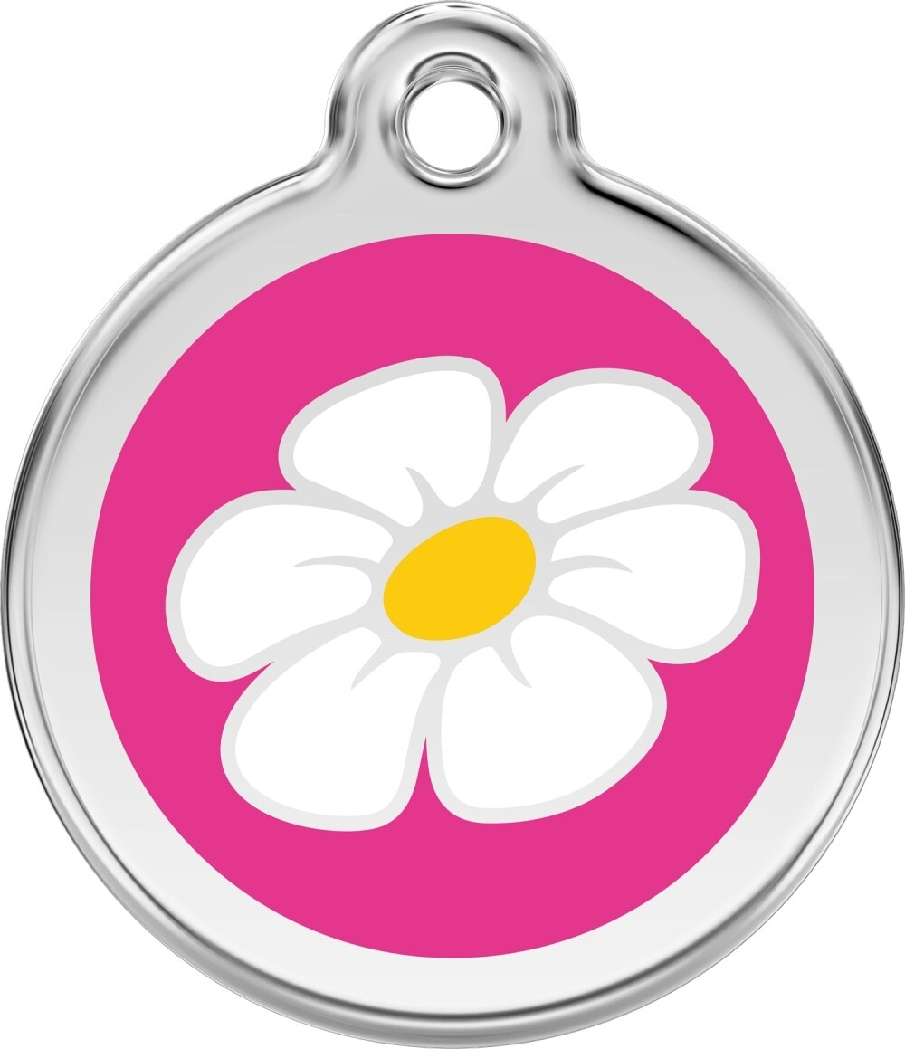 Tiermarke: Gänseblümchen, verschiedene Farben