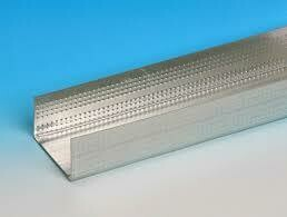 Profilé 48/30/0,6 3000 Rail Horizontal 48/30 - 3m00