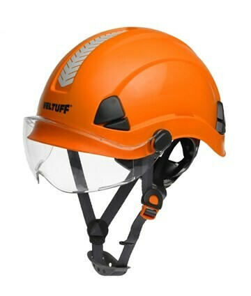 VELTUFF yard helmet with visor VC20