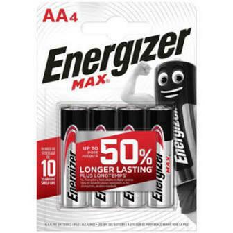 piles AAA LR3  1,5v alcaline max