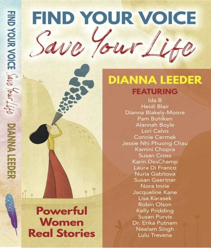 Find Your Voice, Save Your Life