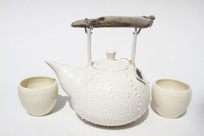Sea Egg Tea Set