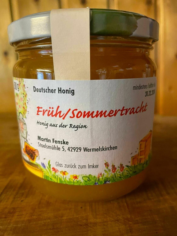 BIENEN HONIG aus Wermelskirchen | Früh-/Sommertracht