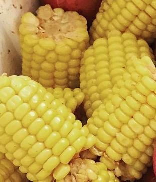 Corn, one piece