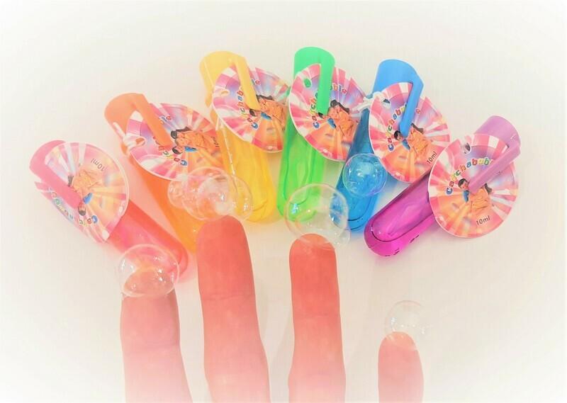 D3) Touchable bubbles, Seifenblasen zum Angreifen!