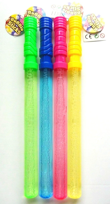 F3) Seifenblasenschwert Bubble Sticks 37cm, ab 3 Jahre