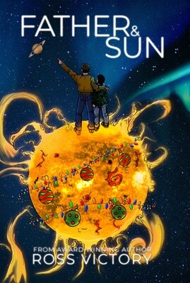 Father & Sun (signed with note)