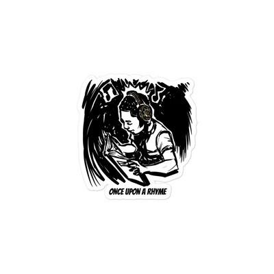 3/4 Boy Joy Sticker