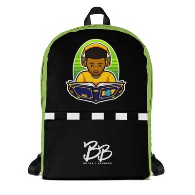 Lime BB backpack