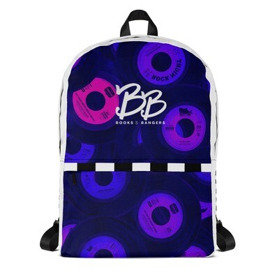 Fuchsia Records BB backpack