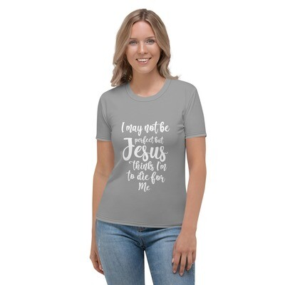 Jesus Perfects me Unisex T-shirt
