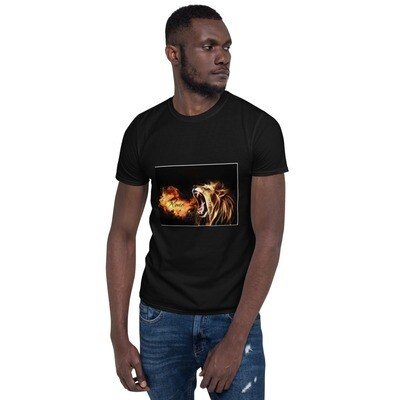 Lion of the tribe of Judah Short-Sleeve Unisex T-Shirt