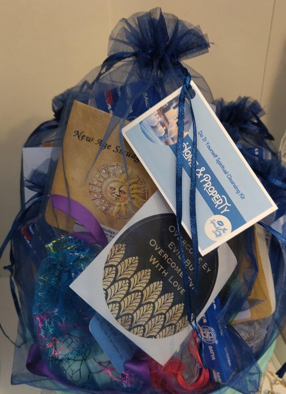 DIY Home & Property Spiritual Cleansing Kit
