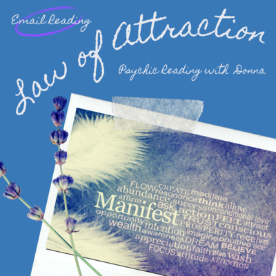 Law of Attractions Email Reading