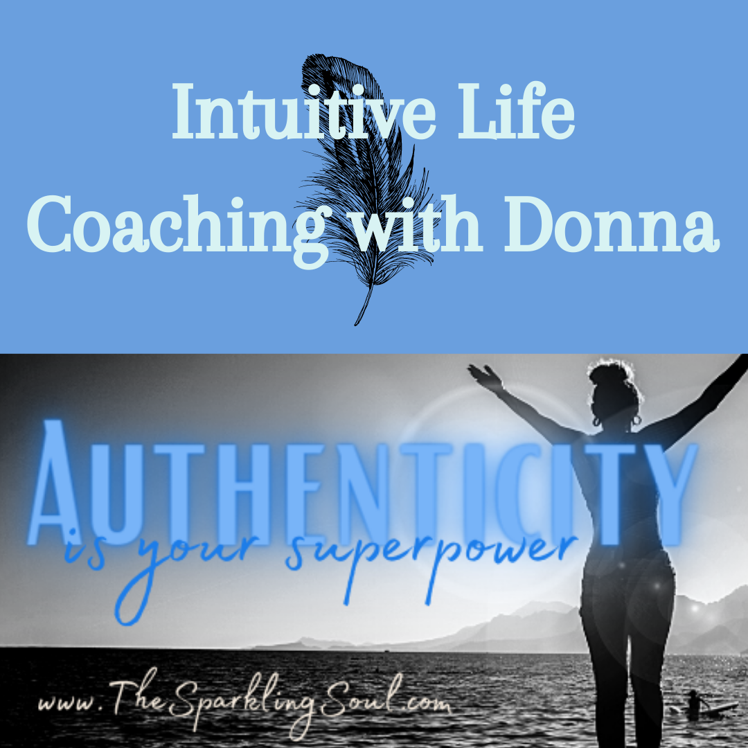 Intuitive Life Coaching 1 Hour Session