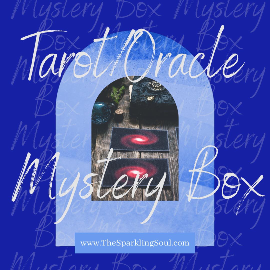 Metaphysical Mystery Box - Tarot/Oracle Deck!