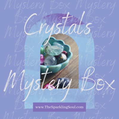 Metaphysical Mystery Box - Crystals!