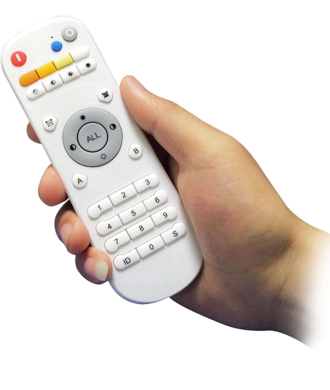ProLuce® Fernsteuerung HR-B1 2.4G für, 100 Gruppen