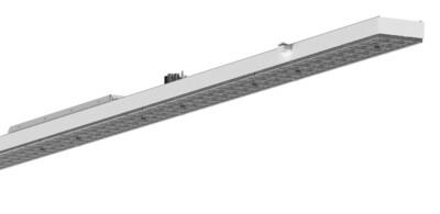 PROLUCE® OCA LED Notlicht Modul 73W, Batt. Modul, 1437 mm, weiss, n.dimmb., 12000 lm, 4000K, 90°