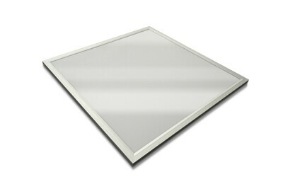 ProLuce® LED Panel PIAZZA SP 595x595x10 mm 48W, 4000K, 4320 lm, 110°, IP20, schwarz, 0-10V dimmbar