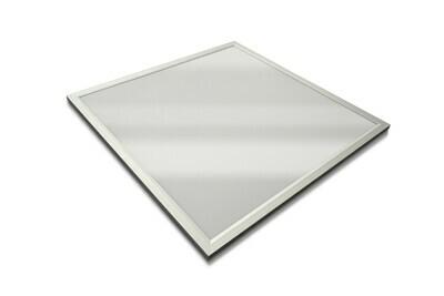 ProLuce® LED Panel PIAZZA SP 595x595x10 mm 48W, 2700K, 4320 lm, 110°, IP20, schwarz, 0-10V dimmbar