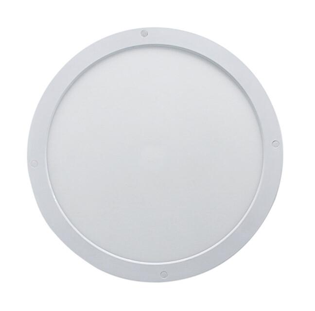 ProLuce® LED Panel CIRCOLO/L 450, 38W, Ø450x18 mm, weiss, 3000K