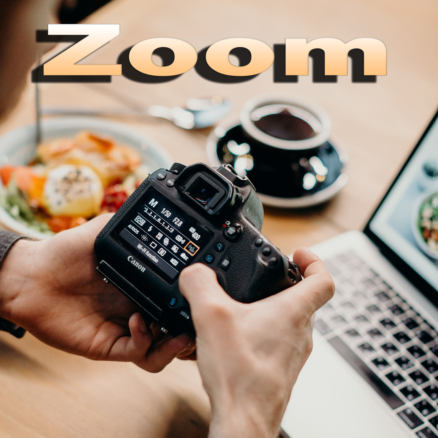 One hour Zoom photography tuition