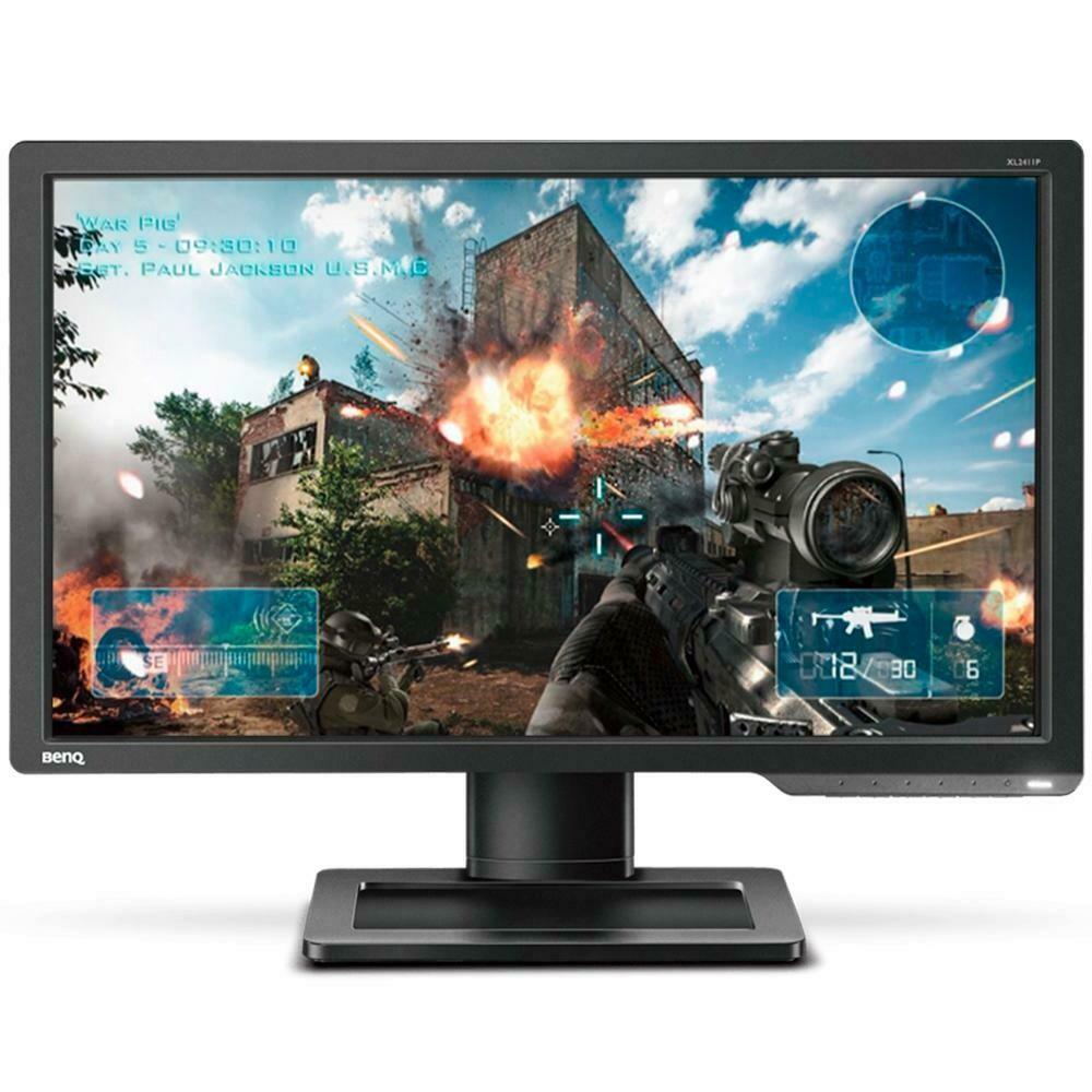 Monitor Gamer Benq Zowie LED 24´ Widescreen, Full HD, HDMI/DVI/DisplayPort, 144Hz, 1ms, Altura Ajustável