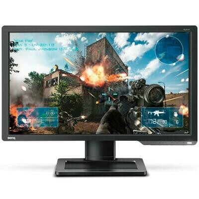 Monitor Gamer Benq Zowie LED 24´ Widescreen, Full HD, HDMI/DVI/DisplayPort, 144Hz, 1ms, Altura Ajustável