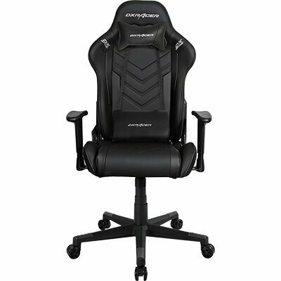 Cadeira Gamer DXRacer Origin preta OK132/N DXRacer